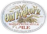 Anchor Old Foghorn beer