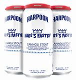Harpoon Brewing Mike's Pastry Canoli Stout beer