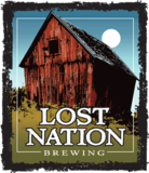 Lost Nation Vermont Pilsner Beer