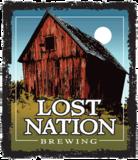 Lost Nation Vermont Pilsner beer