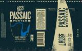 Ross Passaic Porter beer