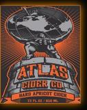 Atlas Hard Apricot Cider beer