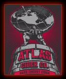 Atlas Hard Cherry Cider beer