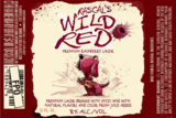 Blue Dawg Rascal's Wild Red beer
