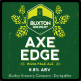 Buxton Axe Edge beer