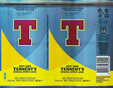 Tennent's Export Lager beer