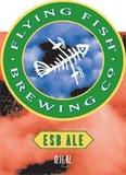 Flying Fish ESB beer