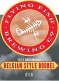 Flying Fish Belgian Style Dubbel beer
