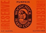 Woodchuck Private Reserve Pumpkin beer