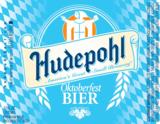Hudepohl Oktoberfest beer