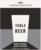 Mini threes barrel aged table beer brunello 1