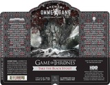Ommegang Game of Thrones Take the Black Stout Beer