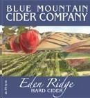 Blue Mountain Eden Ridge Hard Cider beer