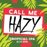 Perrin Call Me Hazy Tropical IPA beer
