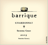 Barrique Chardonnay wine