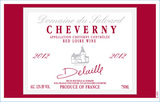 Salvard Cheverny Rouge wine