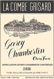 La Colombe Grisard La Justice Gevrey-Chambertin wine