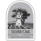 Silver Oak Alexander Valley Cabernet wine