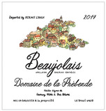 Kermit Lynch Domaine De La Prebende Anna Asmaquer Beaujolais Rouge wine