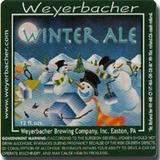 Weyerbacher Winter Ale beer
