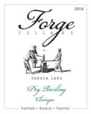Forge Cellars Dry Riesling wine