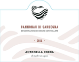 Antonella Corda Canonau Di Sardegna wine