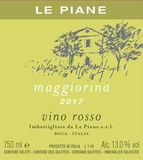 Le Piane 'Maggiorina' Boca Vino Rosso Novarese wine