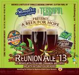 Terrapin Shmaltz Reunion Ale 2013 beer