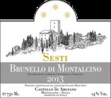 Sesti Brunello Di Montalcino wine