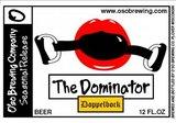 O'so Dominator Doppelbock beer