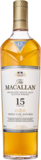 The Macallan 15 Year Triple Cask Highland spirit