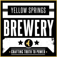 Yellow Springs Kerfuffle beer Label Full Size