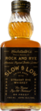 Hochstadters Slow And Low Rock And Rye spirit
