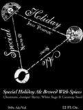 Stone Nogne Jolly Pumpkin Special Holiday Ale beer