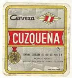 Cusqueña, Cuzco - Perú beer