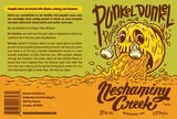 Neshaminy Creek Punkel Dunkel Pumpkin Ale Beer