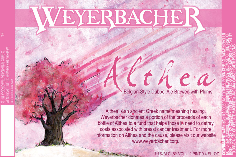 Weyerbacher Althea Beer