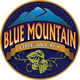 Blue Mountain Blue Reserve beer