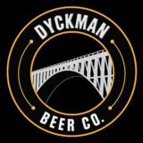 Dyckman Brew Pilsner beer