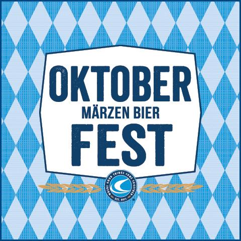 Confluence Oktoberfest beer Label Full Size