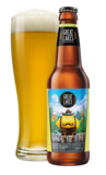 Great Lakes Lemon Hefeweizen beer