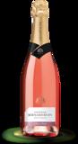 Bernard Remy Grand Cru Brut Rose Champagne wine