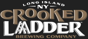 Crooked Ladder Oatmeal Stout beer Label Full Size