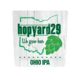 Hopyard 29 IPA beer