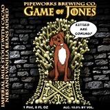 Pipeworks Game Of Jones Beer