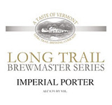 Long Trail Brewmaster Series Imperial Porter beer