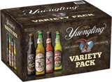 Yuengling Variety Pack beer