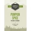 Seattle Cider Pumpkin Spice Beer