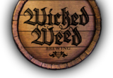 Wicked Weed Tyrant Beer