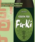 Fu-Ki Sake Green Tea beer